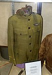 Uniform, Army Air Corps officer's jacket, World War I, owned by Corey Strome - Oregon Air and Space Museum - Eugene, Oregon - DSC09891.jpg