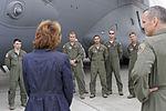 United States Sen. Lisa Murkowski, R-Alaska, visits Joint Base Elmendorf-Richardson 150630-F-YH552-101.jpg