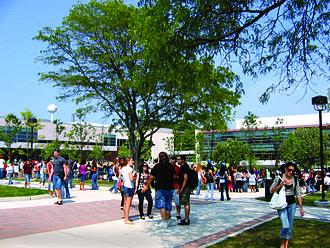 William Paterson University - University Commons