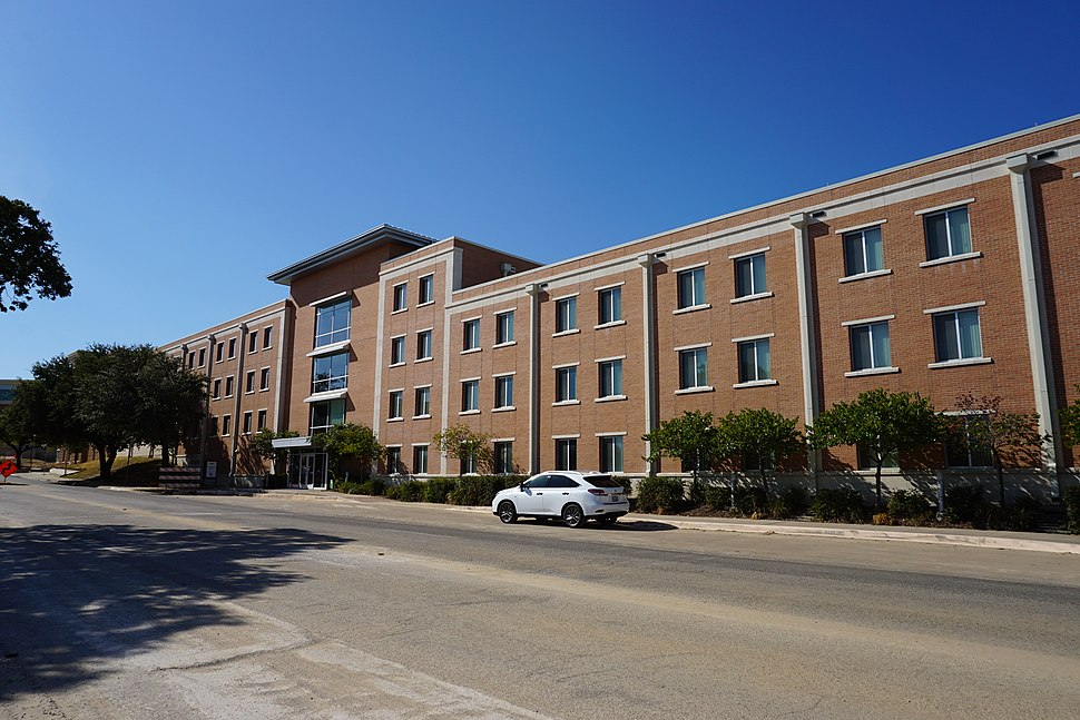 University of North Texas September 2015 66 (Honors Hall)