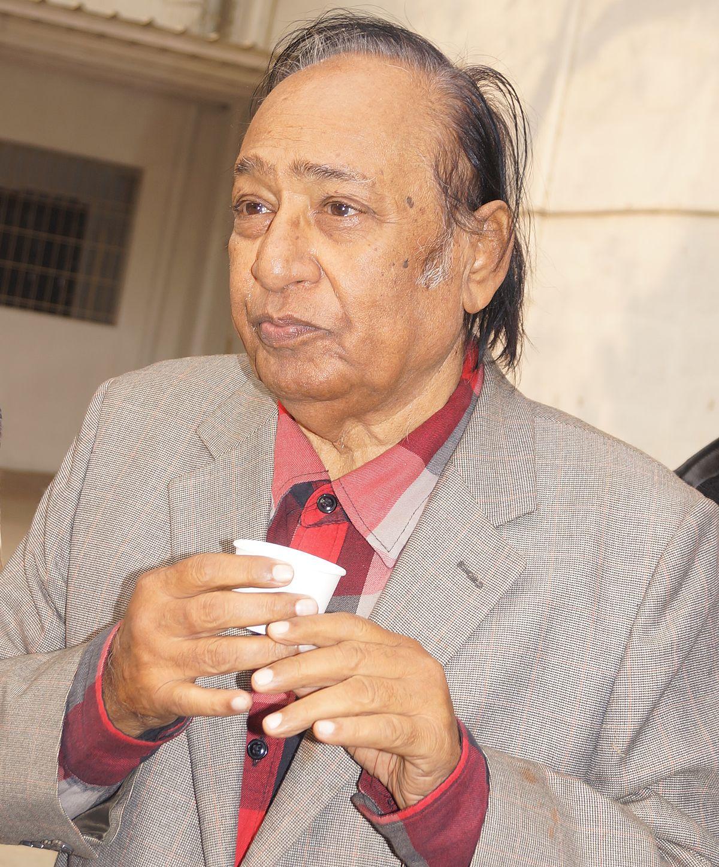 Upendra Trivedi - Wikipedia