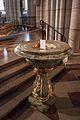 Uppsala cathedral - font.jpg