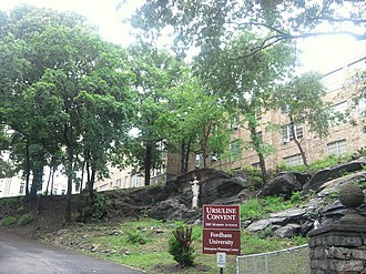 Bedford Park, Bronx - Ursuline Convent