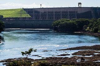 Marimbondo Dam