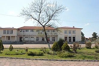 Uzundzhovo - Image: Uzundzhovo Chitalishte