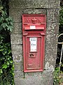 VR postbox near Lyston House - geograph.org.uk - 876926.jpg
