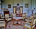 Valençay Château de Valençay Innen Grand Salon ehemaliger Zeichenraum 4.jpg
