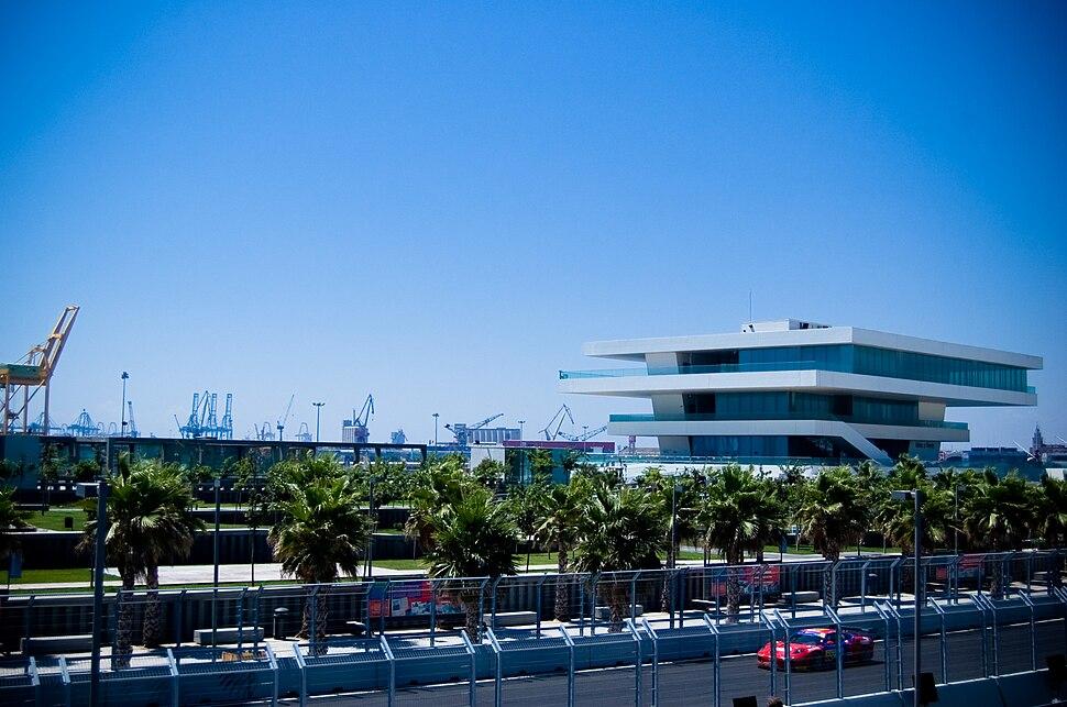Valencia Street Circuit GT Open