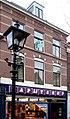Van Meegeren lived here as a student 1907 - 1912 Choorstraat 51 Delft.jpg