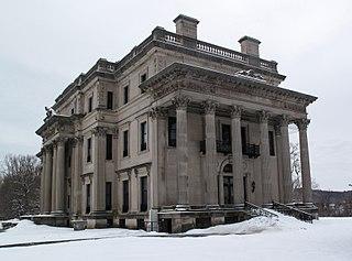Vanderbilt Mansion National Historic Site United States historic place