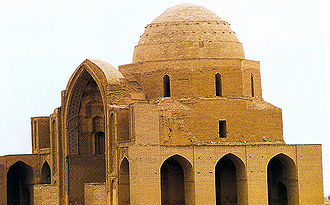 Azeri style - Image: Varamin masjed