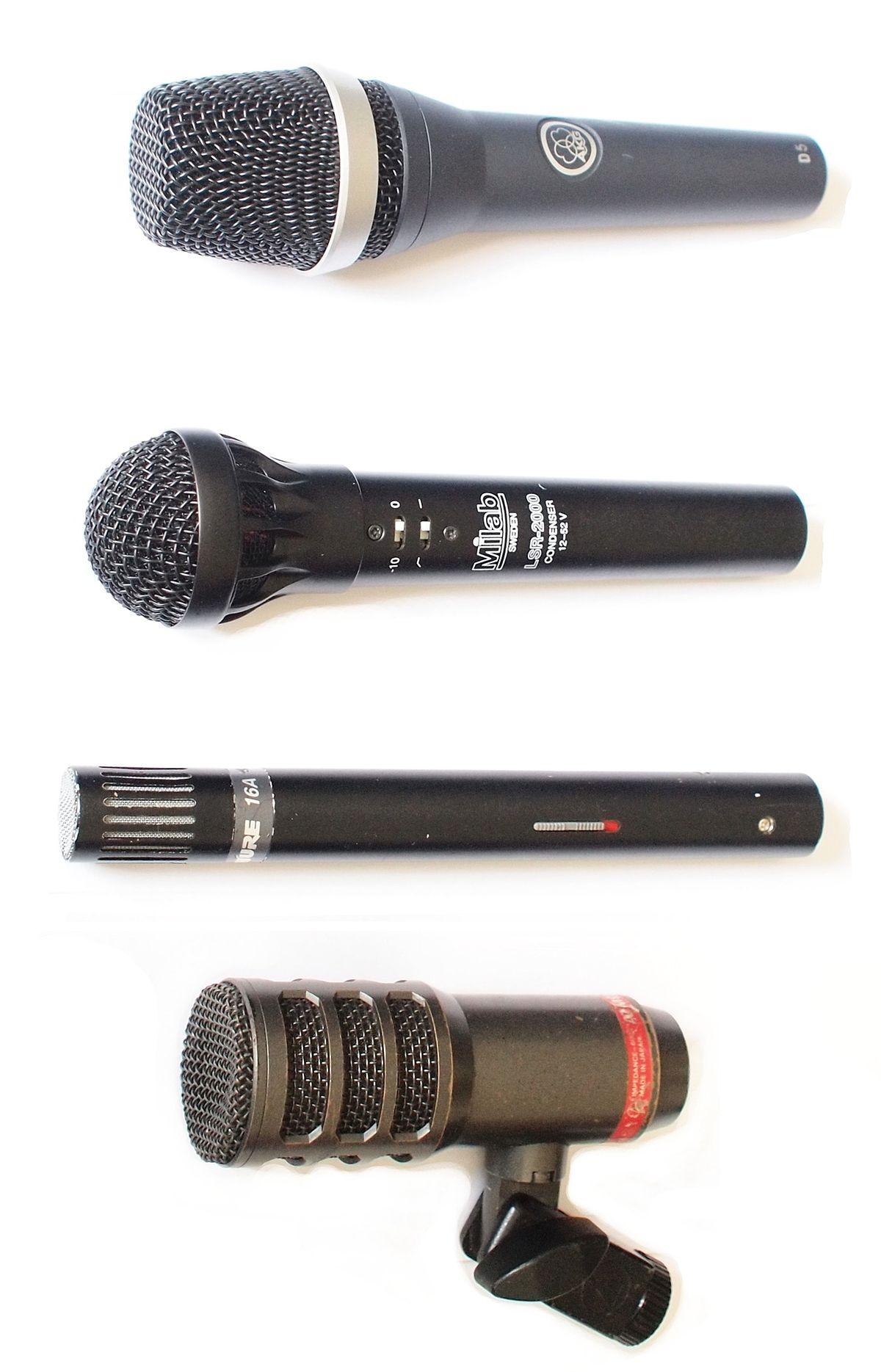 Microfono - Wikipedia 9268eb0f7145