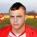 Vasil Kuleski (SK Rapid Wien), Austria U-19 (02).jpg