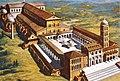 Vatican - basilique - Vue d'ensemble de l'antique basilique vaticane basilica.jpg