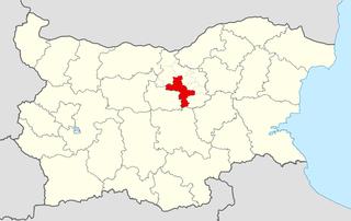 Veliko Tarnovo Municipality Municipality in Veliko Tarnovo, Bulgaria