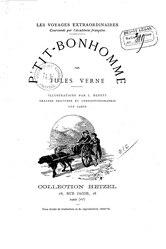 Jules Verne: P'tit Bonhomme