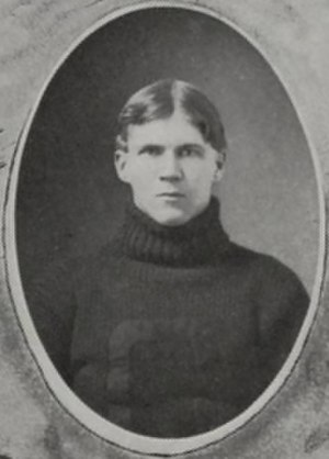 Carl Sitton - Sitton at Clemson around 1903