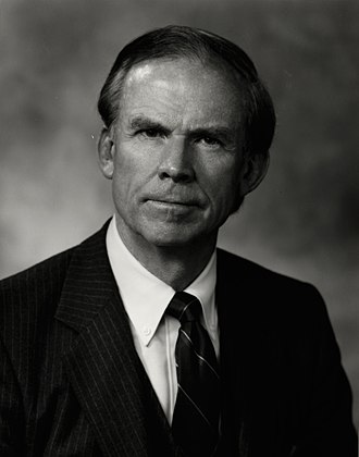 Preston Martin - Preston Martin was vice-chairman of the Federal Reserve Board of Governors between 1982 and 1986