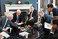 Vice President Pence Receives Intelligence Briefing (48909116411).jpg