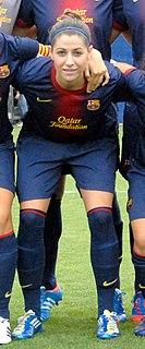 Vicky Losada Footballer