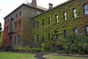 Southbank, Victoria - Historic Victoria Barracks.