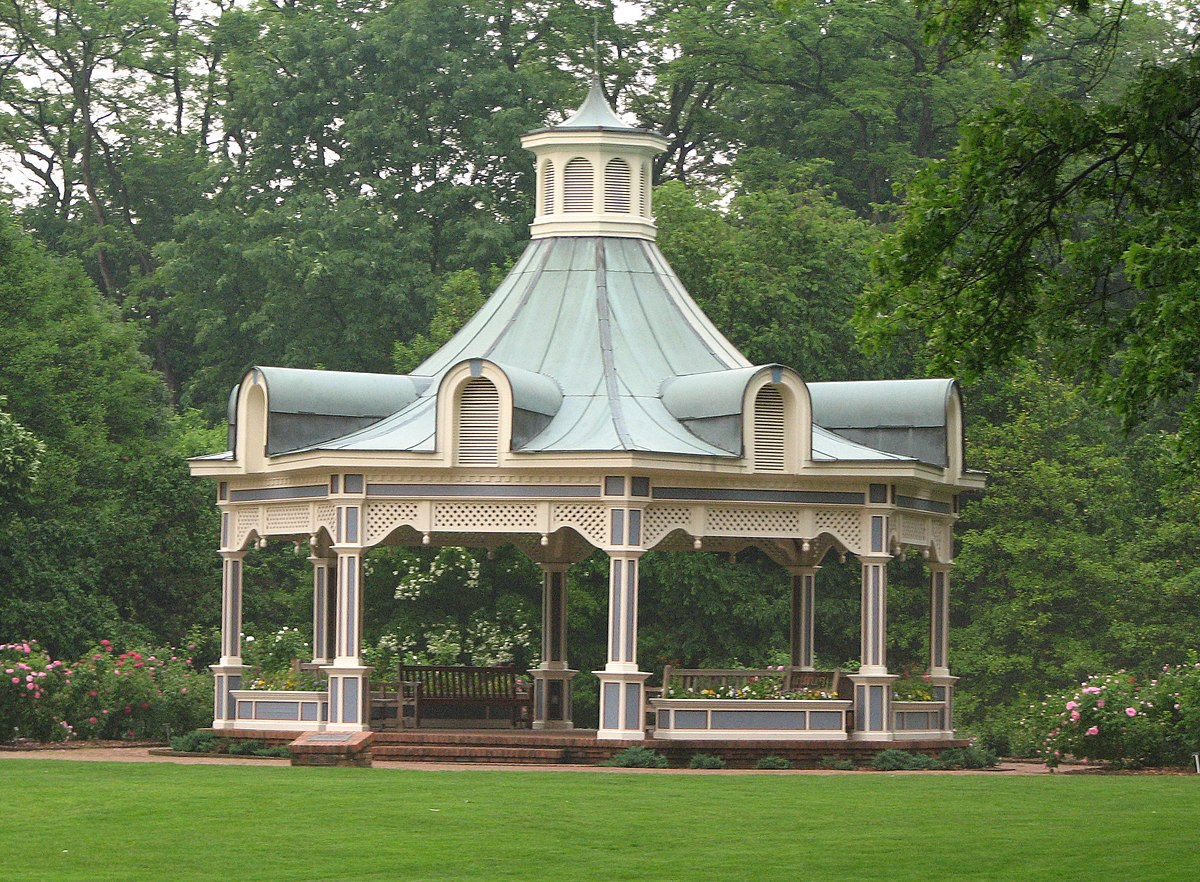 Gazebo wikipedia for Gazebo giardino
