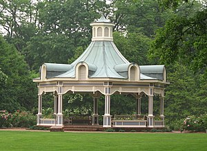 Gazebo - Victorian style gazebo