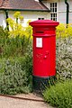 Victorian Pillar Box, Osborne House, Isle of Wight - geograph.org.uk - 1729953.jpg