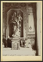 Vierge et enfant (XVIIIe siècle) - J-A Brutails - Université Bordeaux Montaigne - 0865.jpg