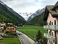 View of Italian Alps from Bellevue Hotel in Aosta Valley.jpg