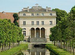 Palais abbatial de Royaumont