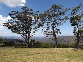 Mount Kynoch, Queensland Suburb of Toowoomba, Queensland, Australia