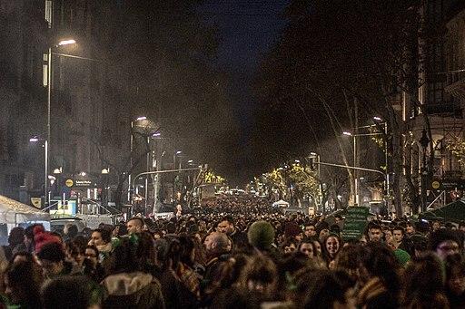 Vigilia en el Congreso de Argentina 33