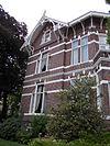 villa in een eclectische stijl met chalet- en art nouveaustijl-elementen 1899 - 4