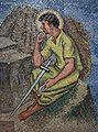 Villach St Martin - Pfarrkirche - Mosaik.jpg