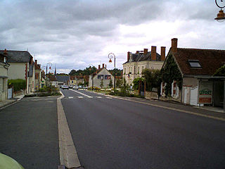 Saint-Romain-sur-Cher Commune in Centre-Val de Loire, France