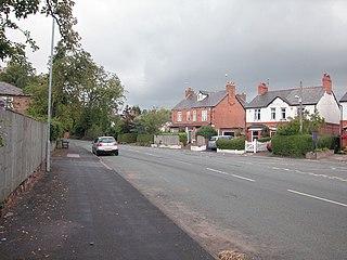 Littleton, Cheshire civil parish in Cheshire in England