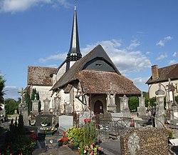 Villy-le-Maréchal - Eglise de la Nativité de la Vierge.JPG