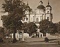 Vilnia, Antokalskaja, Lateranski. Вільня, Антокальская, Лятэранскі (J. Bułhak, 1912-39).jpg