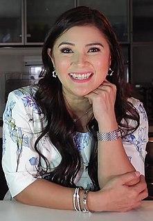 Vina Morales Filipino actress and singer