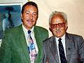 Vinicio Cerezo con José Ernesto Monzón.jpg