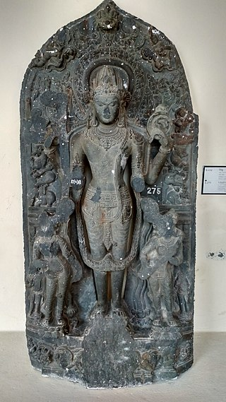 Vishnu at Varendra Research Museum.jpg