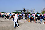 Visitors around ROCA AH-64E 807 Display at Zuoying Naval Base Ground 20151024.jpg