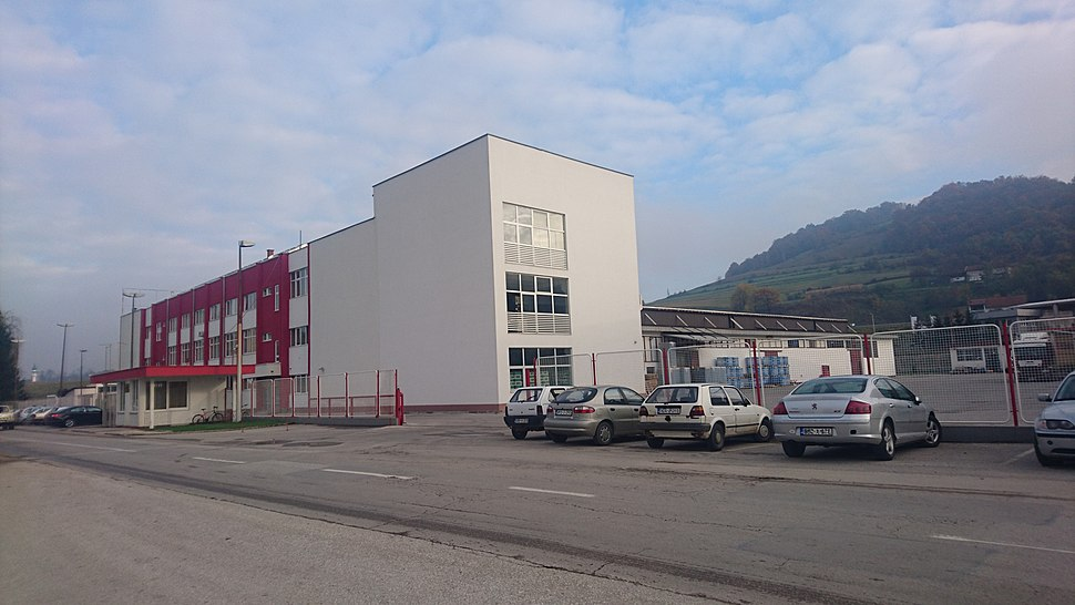 Vispak Visoko factory