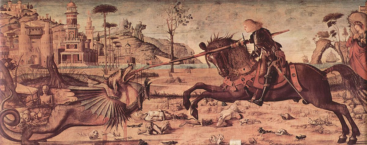St George and the Dragon (1507)