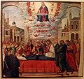 Vittore carpaccio, morte della vergine, 1504-08, dalla scuola di Santa Maria degli Albanesi.JPG