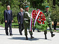 Vladimir Putin and Sergey Bagapsh in Abkhazia 2009-11.jpeg