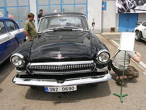 GAZ-21 - Third Series (1962-70)