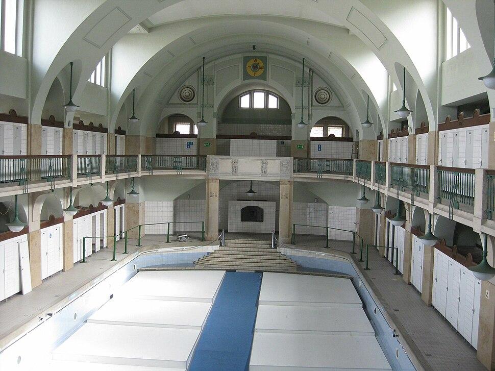 Volksbad Nuremberg Hall 2