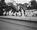 Vondelparkfeesten 1963 geopend met een voorstelling van Het Nationale Ballet o, Bestanddeelnr 915-2216.jpg